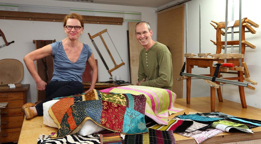 Textil-Atelier und Möbelbau in Nahrendorf im Wendland